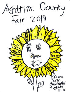 2019 Fair Book Cover