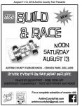 Lego Build and Race